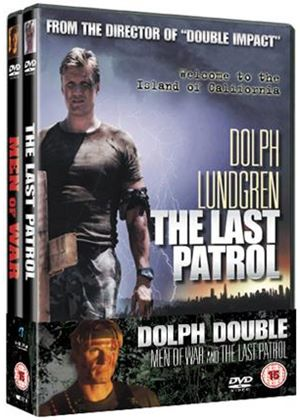 Dolph Lundgren Double Pack - Men Of War / The Last Patrol