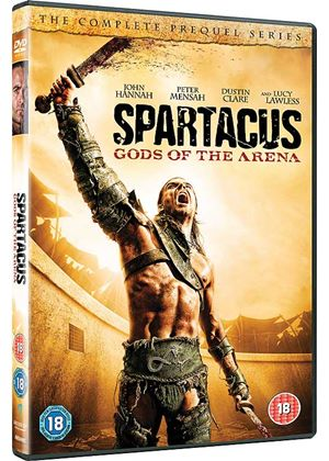 Spartacus - Gods Of The Arena Prequal Season