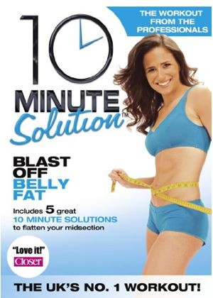 10 Minute Solution - Blast Off Belly Fat