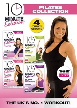 10 Minute Solution - The Pilates Collection