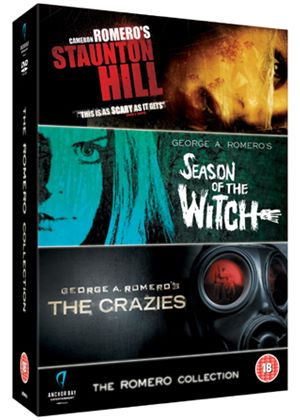 Romero Collection (Season of the Witch / Staunton Hill / Crazies)