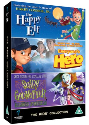 Kids' Collection (Happy Elf / Scary Godmother / Everyone's Hero)