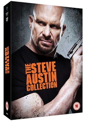 Steve Austin Collection - Born To Fight / The Stranger / Hunt To Kill