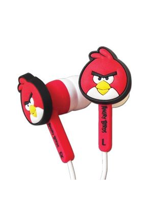 Angry Birds Bird Buds Gamer Set Red (Nintendo 3DS/DSi/DSi XL)