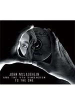 McLaughlin John & The 4th Dimension - To The One (Music CD)