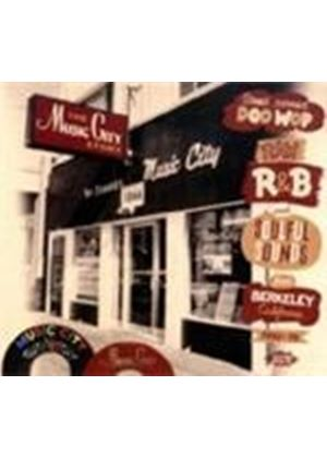 Various Artists - Music City Story, The (Music CD)