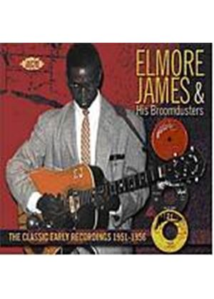 Elmore James - Classic Early Recording 1951 - 1956, The (Music CD)