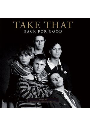 Take That - Take That (The True Story/+Book) (+DVD) [DVD Audio]
