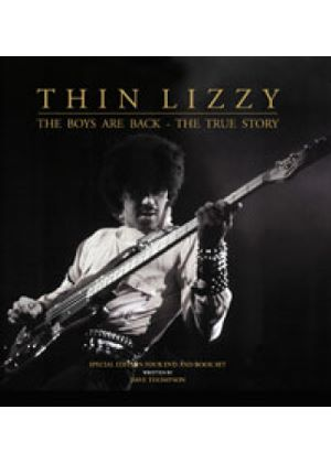 Thin Lizzy- The Boys Are Back - The True Story
