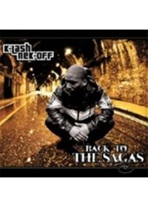 Klashnekoff - Back To The Sagas (Music CD)