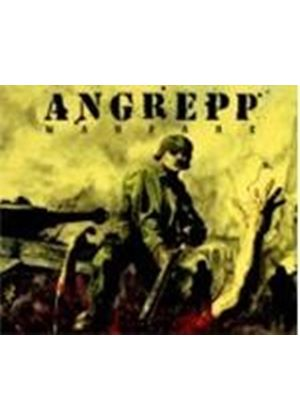 Angrepp - Warfare (Music CD)