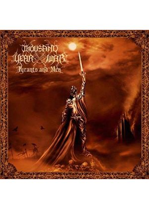 Thousand Year War - Tyrants and Men (Music CD)