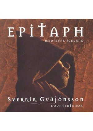 Epitaph: Music from Medieval Iceland (Music CD)