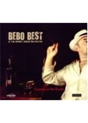 Bebo Best & The Super Lounge Orchestra - Saronno On The Rocks (Music CD)