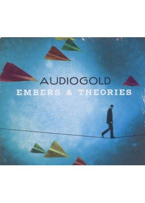 Audiogold - Embers & Theories (Music CD)