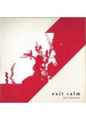 Exit Calm - Don't Look Down EP (Music CD)