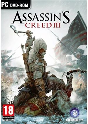 Assassin's Creed III (PC DVD)