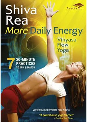 Shiva Rea - More Daily Energy