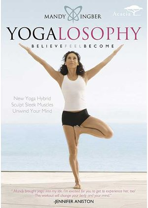 Yogalosophy with Mandy Ingber