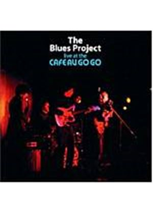 The Blues Project - Live At The Cafe Au-Go-Go (Music CD)