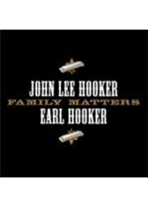 John Lee & Earl Hooker - Family Matters (Music CD)