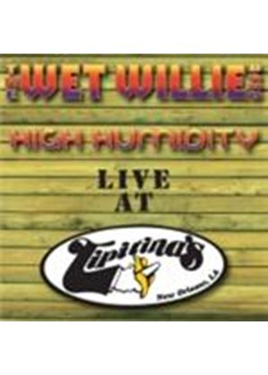 Wet Willie - High Humidity (Live At Tipitina's) (Music CD)