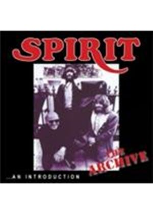 Spirit - Archive - An Introduction, The (Music CD)