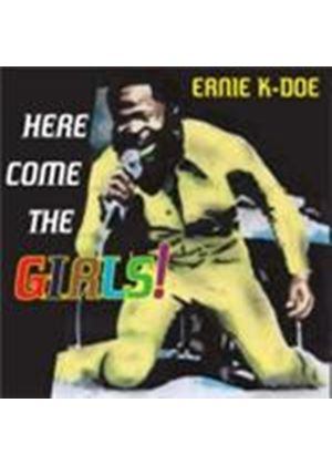Ernie K. Doe - Here Come The Girls (Music CD)