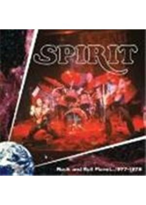 Spirit - Rock And Roll Planet
