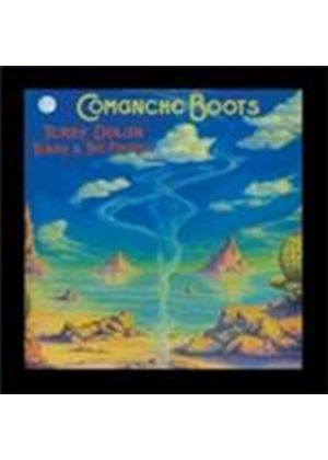 Terry & The Pirates - Comanche Boots (Music CD)