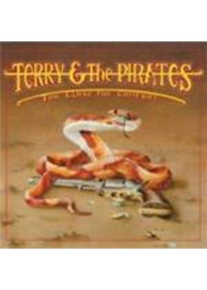 Terry & The Pirates - Too Close For Comfort (Music CD)