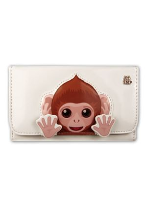 iMP XL Animal Case - Baby Monkey (Nintendo 3DS XL/DS XL)