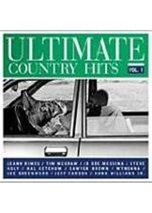 Various Artists - Ultimate Country Hits Vol.1