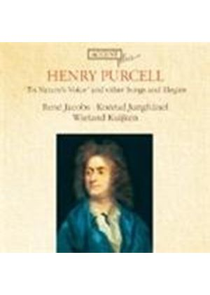 Purcell: Songs and Elegies