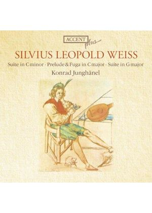 Weiss: Suites, Preludes And Fugues