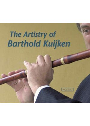 VARIOUS COMPOSERS - The Artestry Of Barthold Kuijken