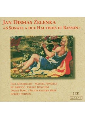 Zelenka: (6) Sonatas for 2 Oboes & Bassoon