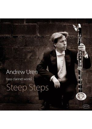 Andrew Uren: Steep Steps (Music CD)