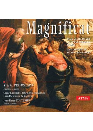 VARIOUS COMPOSERS - Magnificat (Seminary Choir, Prefontaine)