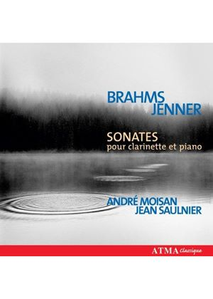 Brahms: Sonatas for Clarinet & Piano