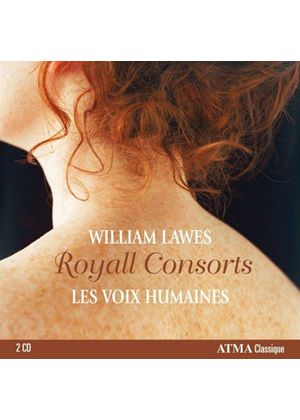William Lawes: The Royall Consorts (Music CD)
