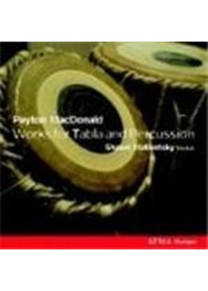 Macdonald, P: Works for Tabla and Percussion