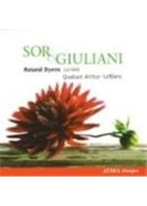 Sor/Giuliani - Sor And Guiliani (Dyens/Quatuor Leblanc) (Music CD)