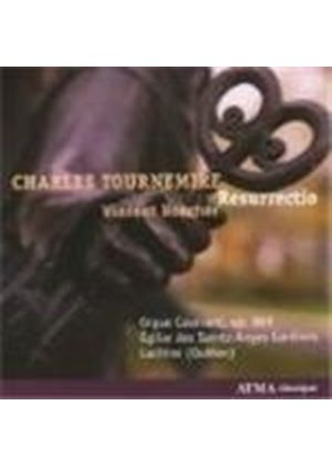 Tournemire: Resurrectio - Complete Organ Works Vol 1