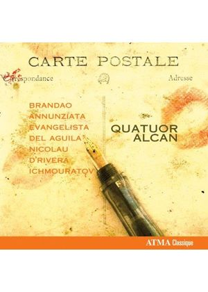 Carte Postale (Music CD)