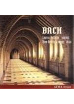 Bach: Works for Oboe and Organ