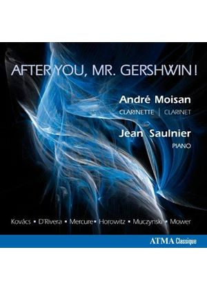 After You, Mr. Gershwin! (Music CD)