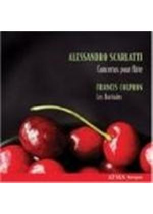 Alessandro Scarlatti - Works For Flute (Music CD)