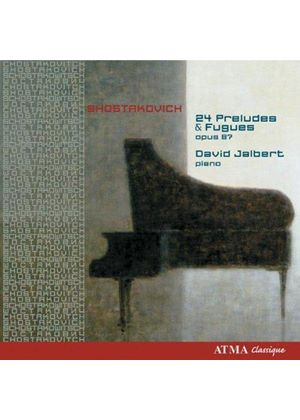Dmitri Shostakovich - 24 Preludes And Fugues For Piano (Jailbert)