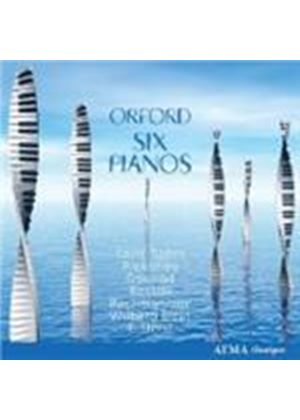 Martin Orford - Works For Six Pianos